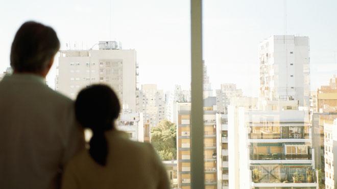 Femme enceinte cherche appartement