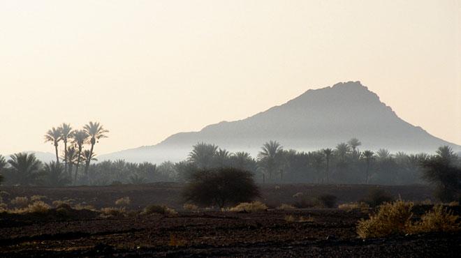 Au Maroc, pour récolter de l'eau, on