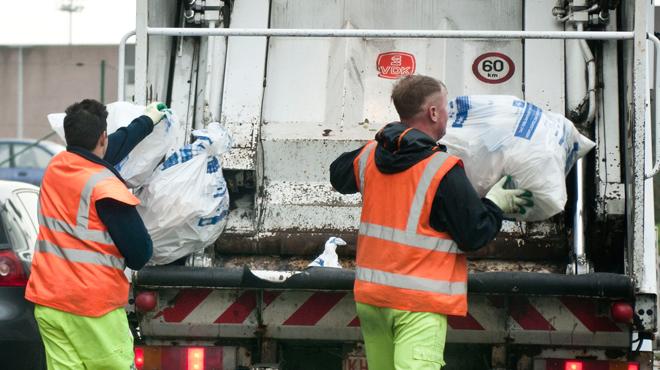 Collecte Des Sacs Bruxelles : Le site web de bruxelles propret? pris pour cible par des