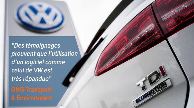 BMW, Opel, Mercedes et Citroën également soupçonnés: voici comment les constructeurs trompent les contrôles pour vendre des diesels