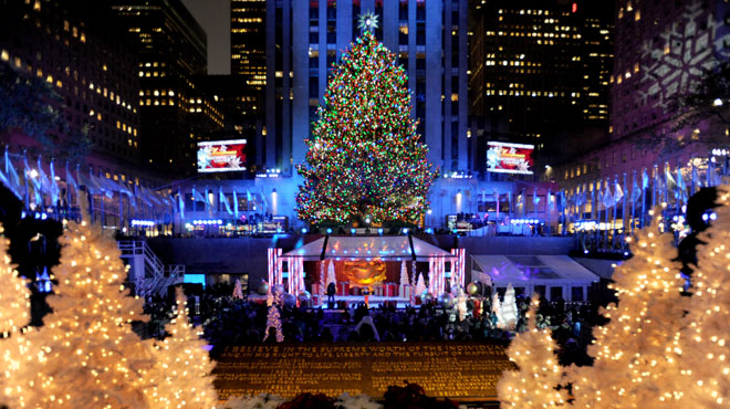 Découvrez les plus beaux sapins de Noël du monde (PHOTOS) - RTL People