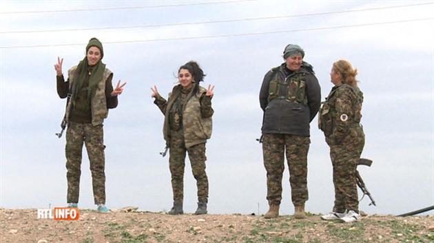 femmes kurdes tuées