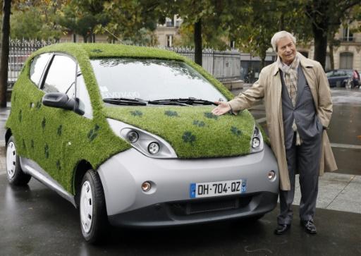 italie bollor inaugure un service d 39 auto partage de voitures lectriques rtl info. Black Bedroom Furniture Sets. Home Design Ideas