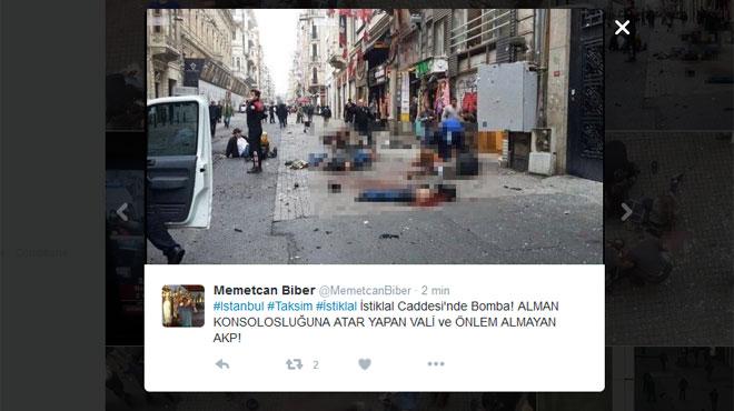Explosion en plein coeur d'Istanbul — Turquie