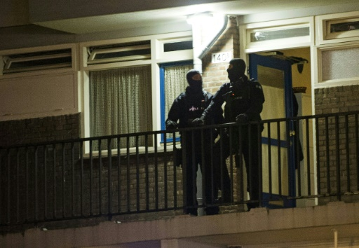 Interpellation d'un Français suspecté de préparer un attentat — Pays-Bas