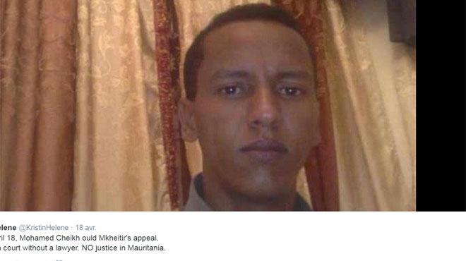 Un blogueur condamné à mort en Mauritanie pour avoir critiqué