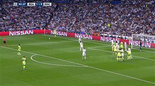 Ligue des champions- la frappe AUDACIEUSE de Kevin De Bruyne qui donne des sueurs froides au Real Madrid (vidéo) 3