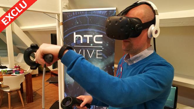 Nous avons essayé le meilleur casque de réalité virtuelle du moment