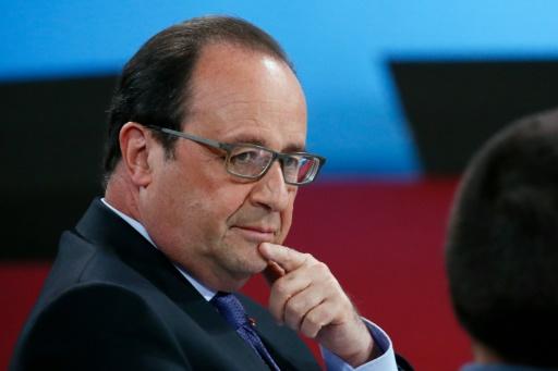 Handicap: Hollande veut bâtir une société
