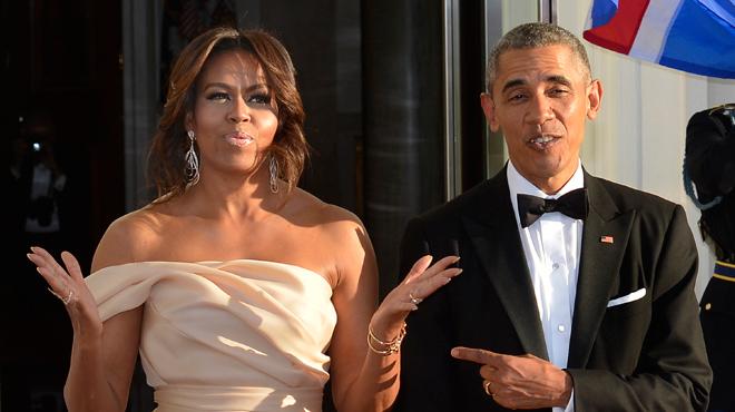 Les obama quitteront la maison blanche pour aller vivre for Aller a la maison