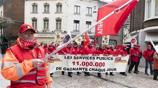 La prochaine grève, prévue mardi prochain ira au finish- pas de train pendant plusieurs jours ? 4