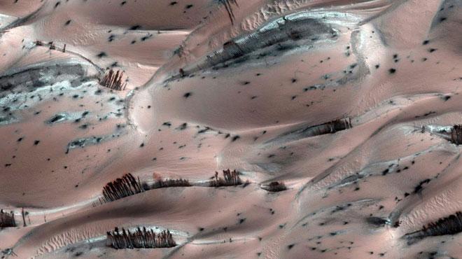 Un pas de plus vers la vie humaine sur Mars? Des chercheurs ont fait une découverte importante