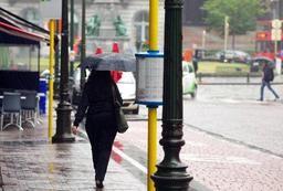 Météo - De la pluie, de la pluie et encore... de la pluie