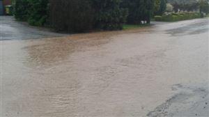 """""""Attention, pluie abondante!"""": la phase de pré-alerte de crue déclenchée dans trois zones de Wallonie"""