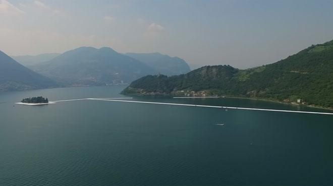Curiosit En Italie Pendant 16 Jours Les Italiens Pourront Marcher Sur L 39 Eau Vid O Rtl Info