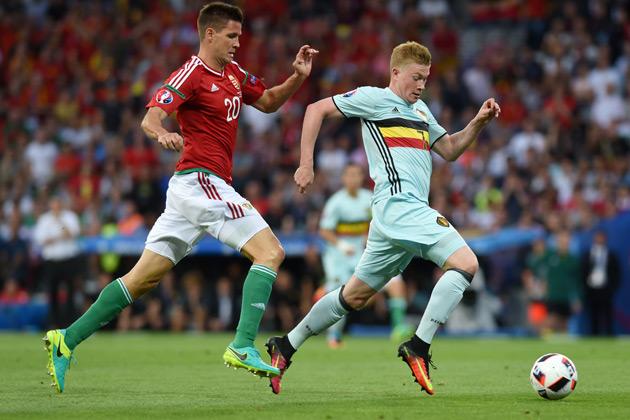 La Belgique, avec un Eden Hazard en feu, écrase la Hongrie et passe en quarts de finale