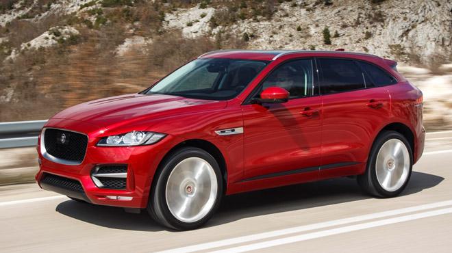 toutes les grandes marques automobiles se mettent au suv nous avons essay la jaguar f pace. Black Bedroom Furniture Sets. Home Design Ideas