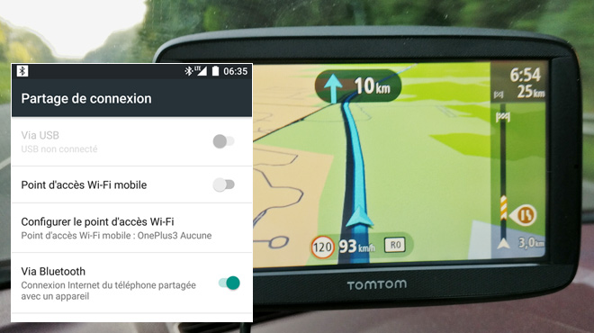Enfin un GPS connecté qui utilise la 4G du smartphone : quels sont les avantages et les inconvénients ?