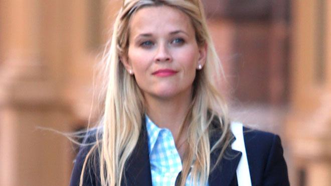 Reese Witherspoon: qui est la mère, qui est la fille?