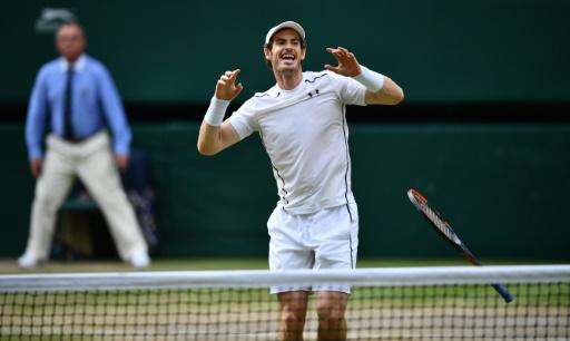 Murray s'impose à Tsonga en 5 sets