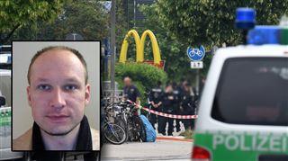 Fusillade à Munich- le tireur de 18 ans, un forcené avec un lien évident avec Anders Breivik 2
