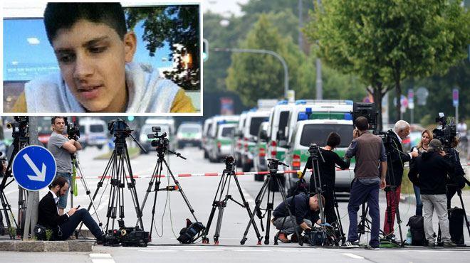 L'auteur de la fusillade à Munich a piégé ses victimes sur Facebook 1