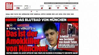 Fusillade à Munich-Trois Turcs, trois Kosovars et un Grec parmi les morts 3