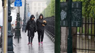 ALERTE météo- des averses ORAGEUSES prévues dans la soirée 2