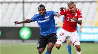 FC Bruges-Standard 1-1- Izquierdo égalise après un solo de 45 mètres!  (DIRECT) 4