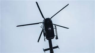 Course-poursuite et hélicoptère de la police à Saint-Gilles- deux personnes arrêtées, deux autres encore dans la nature 2