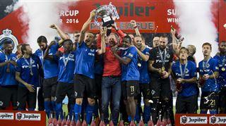 En tête à la pause, le Standard perd la Supercoupe de Belgique après deux superbes buts du FC Bruges 4