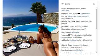 Voici ce que voit David Guetta en vacances (photo) 5