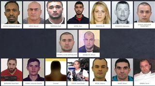 Cenouveau site internet permet l'arrestation de 14 criminels très recherchés 3