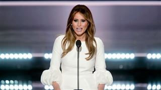 Melania Trump s'explique sur la soudaine disparition de sa biographie officielle sur le net 3