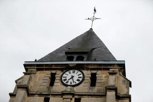 Prêtre assassiné: le cousin d'un des tueurs mis en examen
