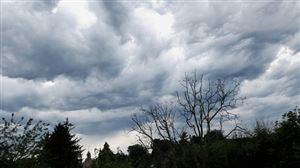 Prévisions météo: nuages, soleil, pluie et... coup de tonnerre