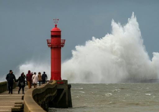 Boulogne-sur-Mer un adolescent britannique disparaît en mer