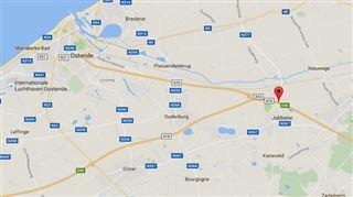 Grave accident sur la E40 à Jabbeke- un mort, cinq blessés graves 4