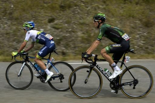 Simon Yates en costaud — Tour d'Espagne