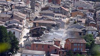 Séisme en Italie- le bilan passe à 250 morts, une nouvelle réplique sème la panique (vidéo) 2