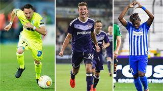 Anderlecht, Genk et La Gantoise- nos clubs belges brillent en Europa League (vidéos) 5