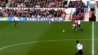 Thierry Henry dans ses oeuvres- ses plus beaux buts en VIDEO 5