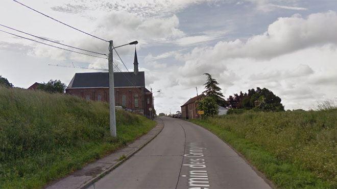 Incendie dans un home près de Tournai- les pensionnaires évacués par les échelles mobiles, un mort et 20 personnes intoxiquées 1