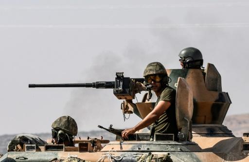Erdogan lance l'offensive contre Daech et surtout contre les Kurdes — Syrie