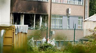 Attaque contre le principal centre scientifique de la Justice belge à Neder-Over-Heembeek- les 5 personnes arrêtées remises en liberté (photos) 2