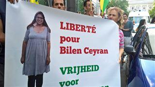 Bilen Ceyran, la Belge d'origine turque, giflée et menacée de tortures lors de sa garde à vue 4