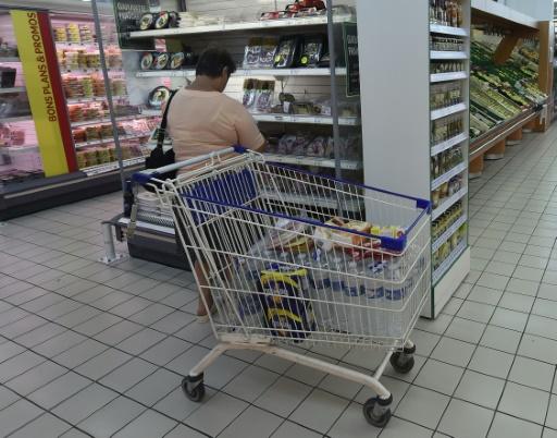 Quatrième mois de baisse de la consommation — France