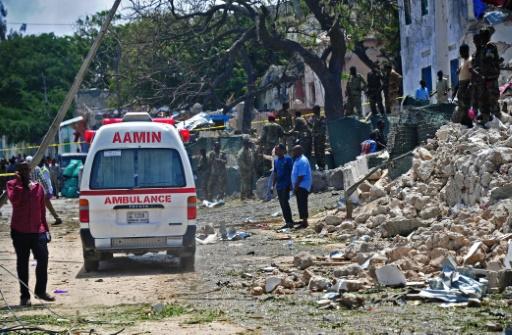 Attentat meurtrier contre un hôtel de Mogadiscio