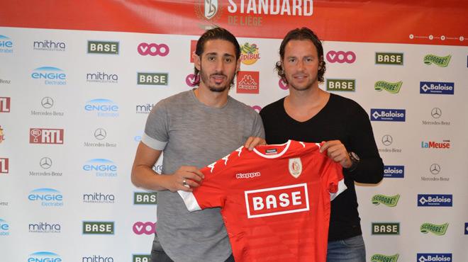 Ishak Belfodil a signé, le Brésilien William Ribeiro Soares devrait suivre — Standard
