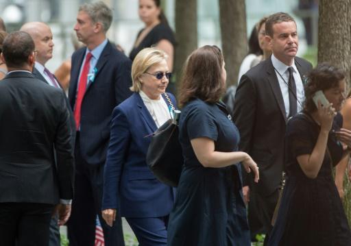 Souffrant d'une pneumonie, Clinton annule ses déplacements prévus lundi et mardi